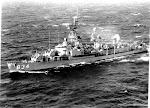 USS Turner DDR 834