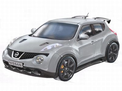 Nissan Has Unveiled The First Official Image Of The Juke R. This Remarkable  Car Based On The Nissan Juke With The Drivetrain Transplanted From The GT R,  ...