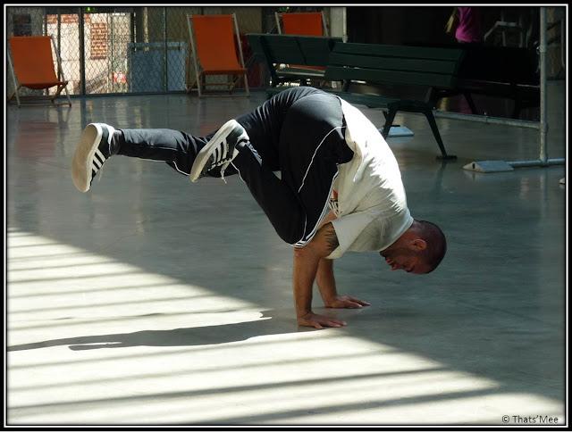 danseurs hip hop 104 Cent Quatre Paris 19ème