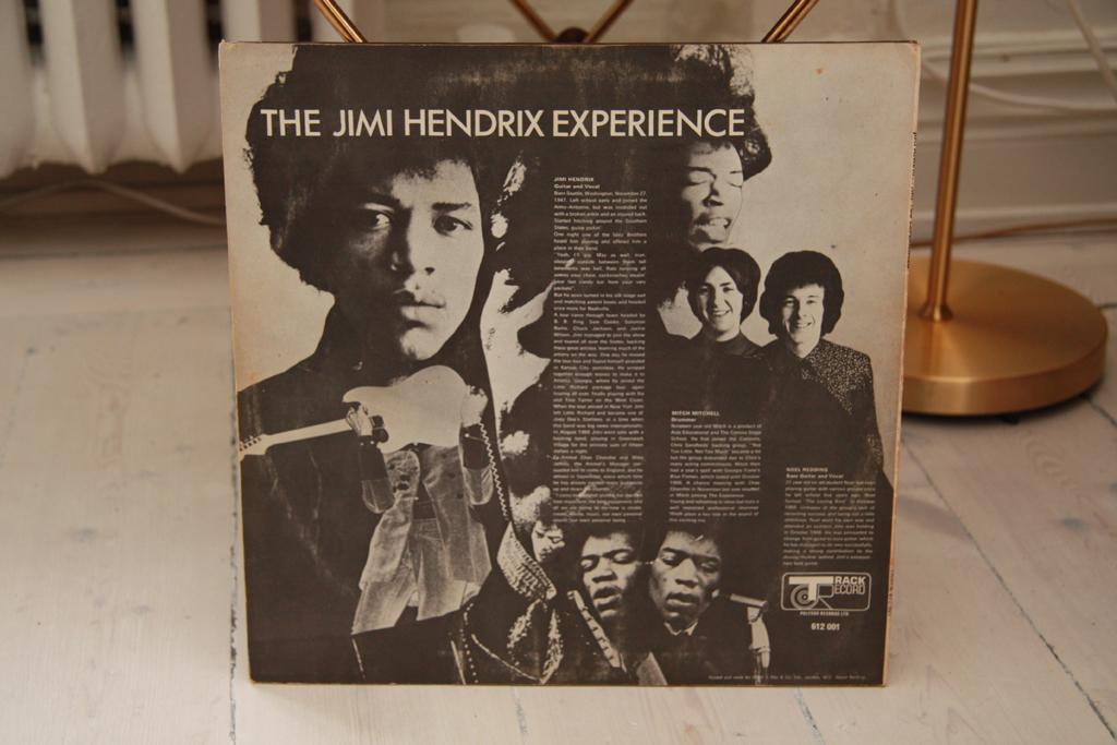 vinyl stockholm jimi hendrix are you experienced track mono 1st uk press. Black Bedroom Furniture Sets. Home Design Ideas