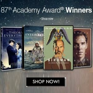 87th Academy Award Winners Movies 50% off – Amazon