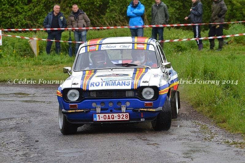 Historic Rallye Festival 2014