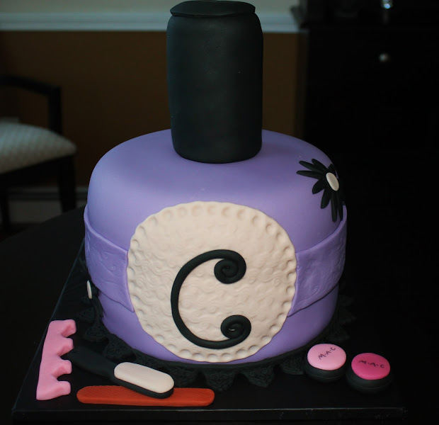 creative cakes lynn giant nail