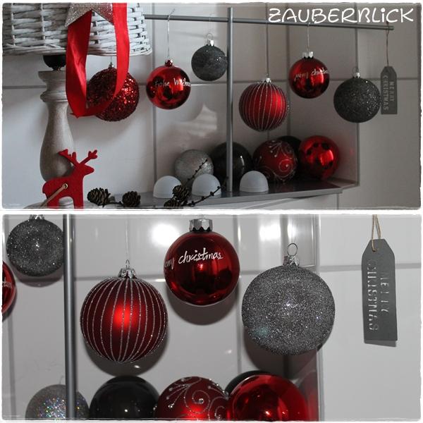 Zauberblick weihnachtsdeko nachtrag for Weihnachtsdeko fensterbank