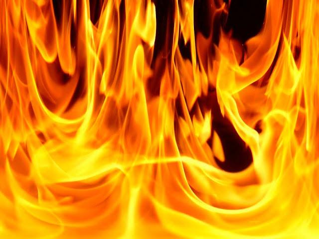 Пожар в Семхозе – пострадавших нет Сергиев Посад