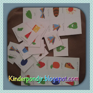 http://www.mamaslearningcorner.com/the-very-hungry-caterpillar-match-game/