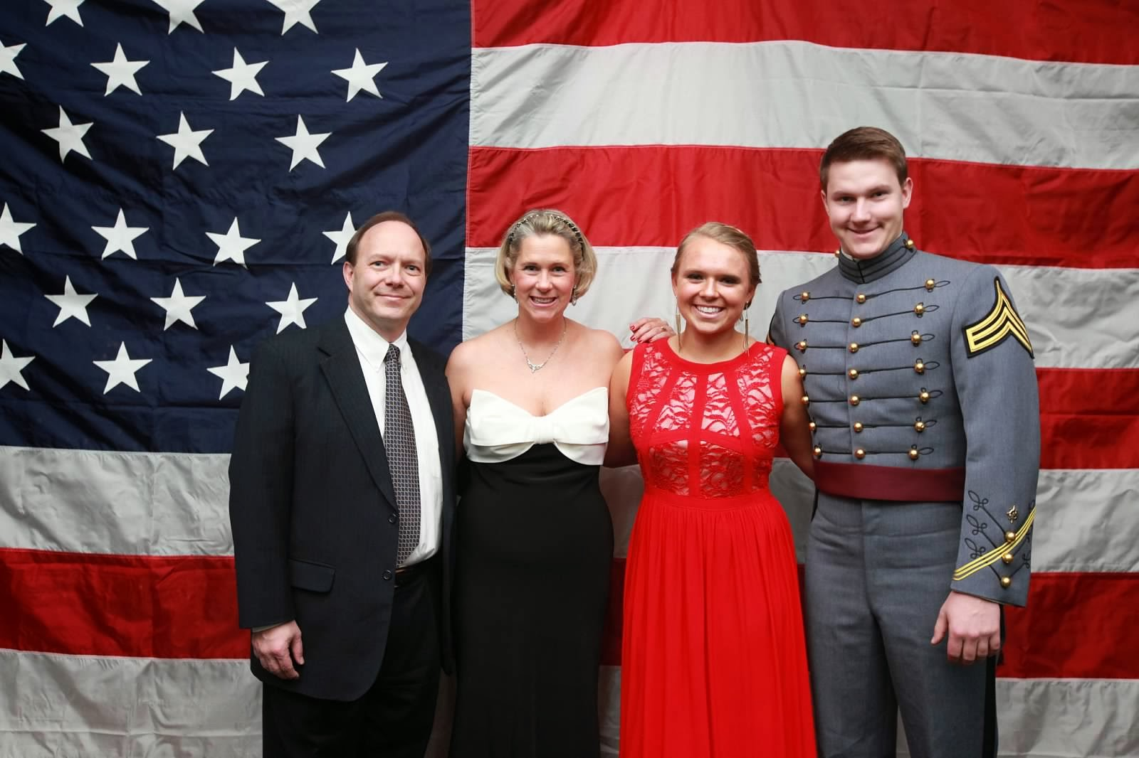 NE Ohio All Academy Military Ball, December 27, 2013