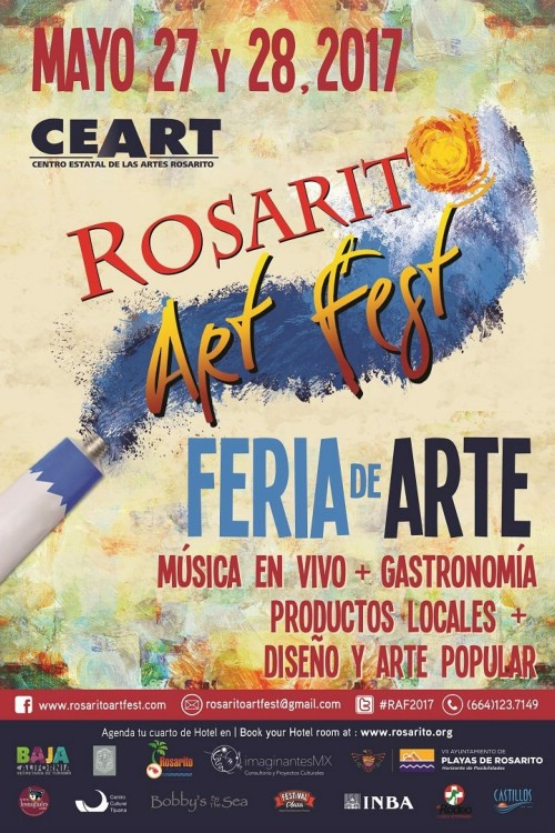 Rosarito Art Fest