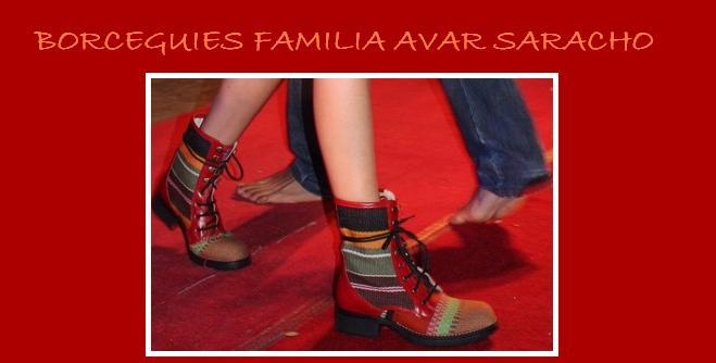 Borceguies Familia Avar Saracho