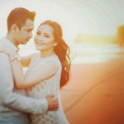 Referensi foto pre wedding raffi ahmad dan nagita slavina yuk dilihat