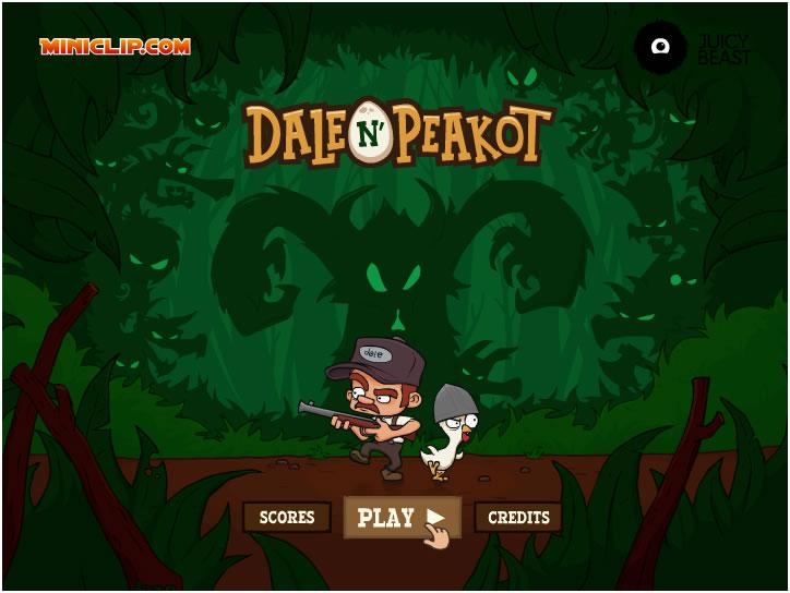 Game : Dale & Peakot