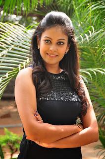 Chandini at kaalicharan premier show 016.jpg