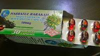 HABATUL BARAKAH (Habbatus Sauda -Semen Nigella Sativa Oil)