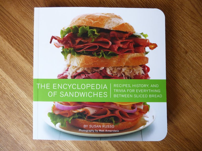 Book review the encyclopedia of sandwiches by susan russo the when discussing deepest darkest dirty food confessions with friends one day the one that shocked everyone the most was the admission not mine i may add forumfinder Image collections
