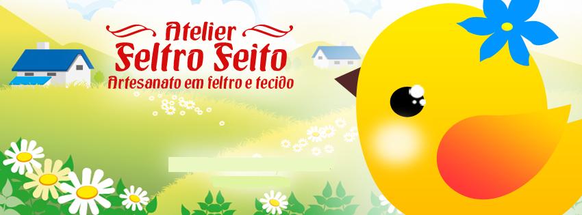 Atelier Feltro Feito ♥