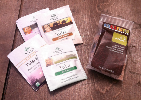 Yuzen Monthly Eco Subscription Box Review - August 2012