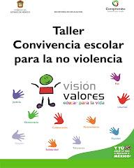 """Taller """"Convivencia Escolar, una alternativa para prevenir la violencia"""" 2011 [descargalo]"""