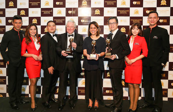World Travel Awards 2015 AirAsia