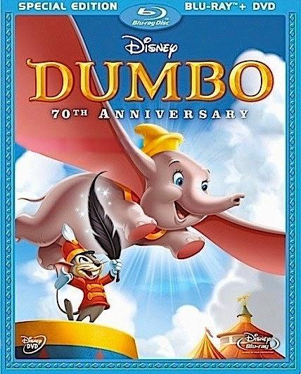 ดูการ์ตูน ดัมโบ้ ฉบับครบรอบ 70 ปี Dumbo 1941 70th Anniversary