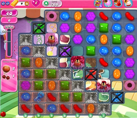 Candy Crush Saga 768