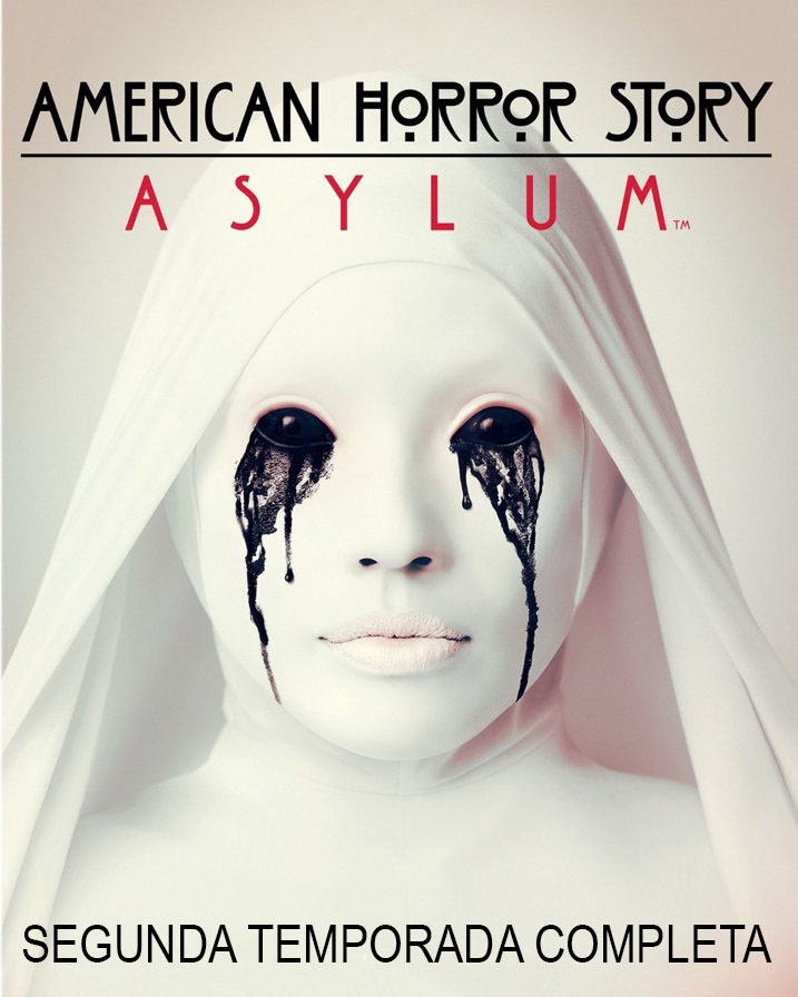 American Horror Story: Asylum 2ª Temporada Torrent - BluRay 720p Dual Áudio