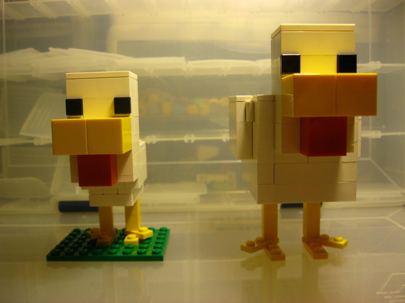 Chicken Minecraft Minecraft Baby Chicken