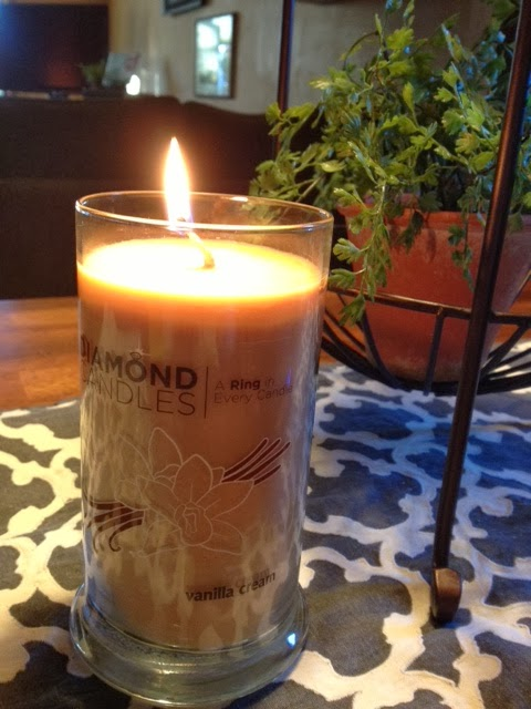 Diamond candles a ring inside every candle worth 5 5000 the