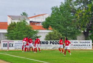 CP Valdivia - CF Campanario