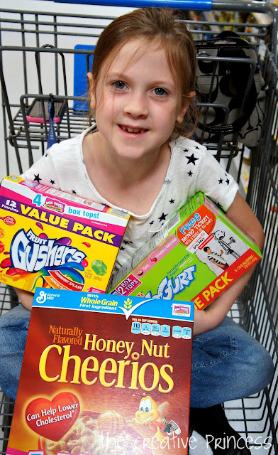 Jingit, #Jingit4Edu, #Cbias, Walmart, General Mills, Box Tops for Education