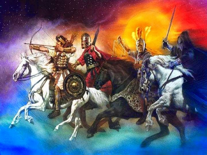 Spirituality Dreams And Prophecy The Prophecy Of The Four Horsemen