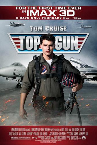 Top Gun 3D (2013) Bioskop