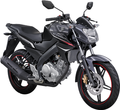 New Vixion Lightning 2013 Fuel Injection Mysterious Solid Dark