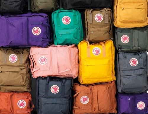 Las Kanken en todos los colores