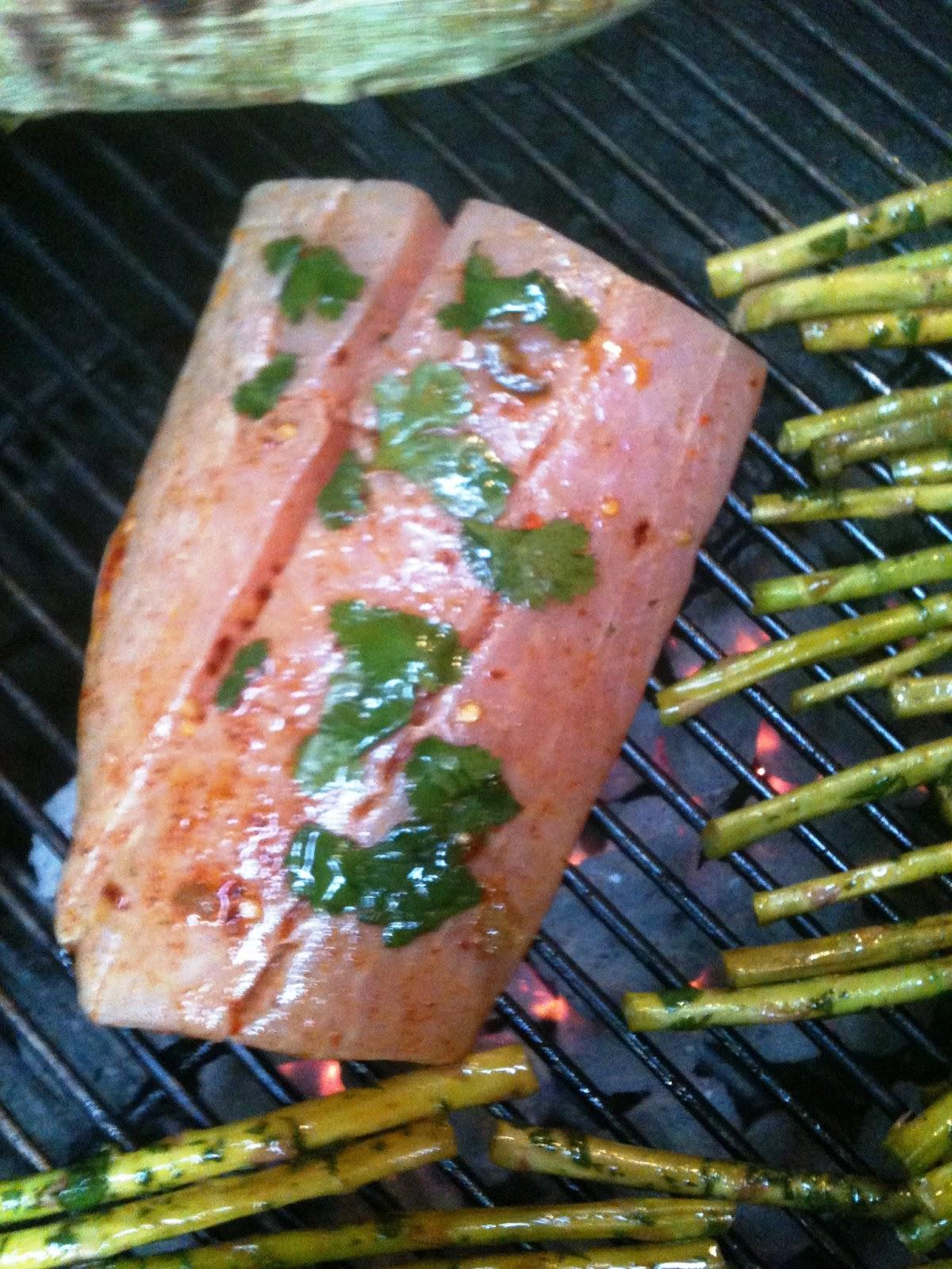 Yeah you can grill that southwestern grilled mahi mahi for How to cook mahi mahi fish