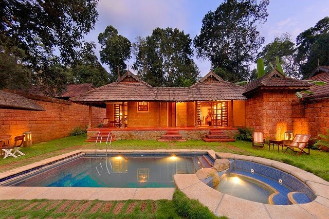 Orange County Luxury Resorts in Coorg