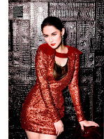 Marian Rivera Meg Magazine June 2012 Red