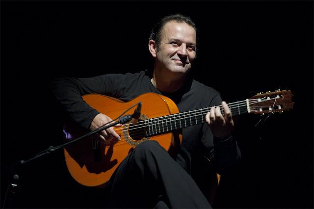 Gerardo Núñez - Teatro del Bosque (Móstoles) - 17/6/2011