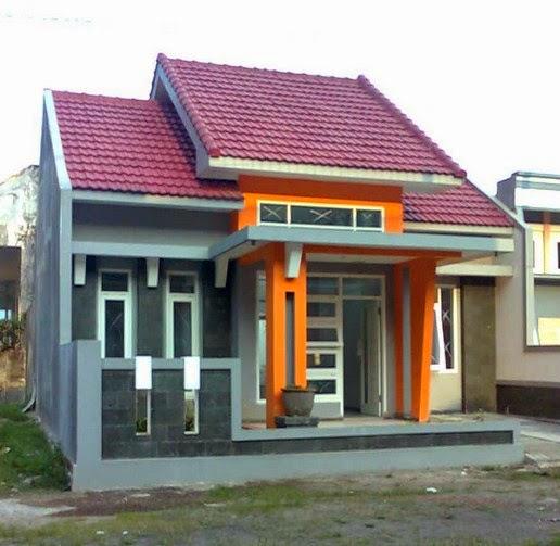Model Rumah Minimalis Type 36 2015 Sederhana