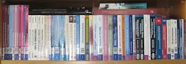 Algunos de mis 57 libros