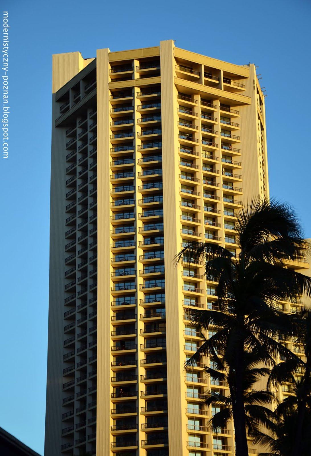 Modernistyczny Poznan Modernistyczne Honolulu