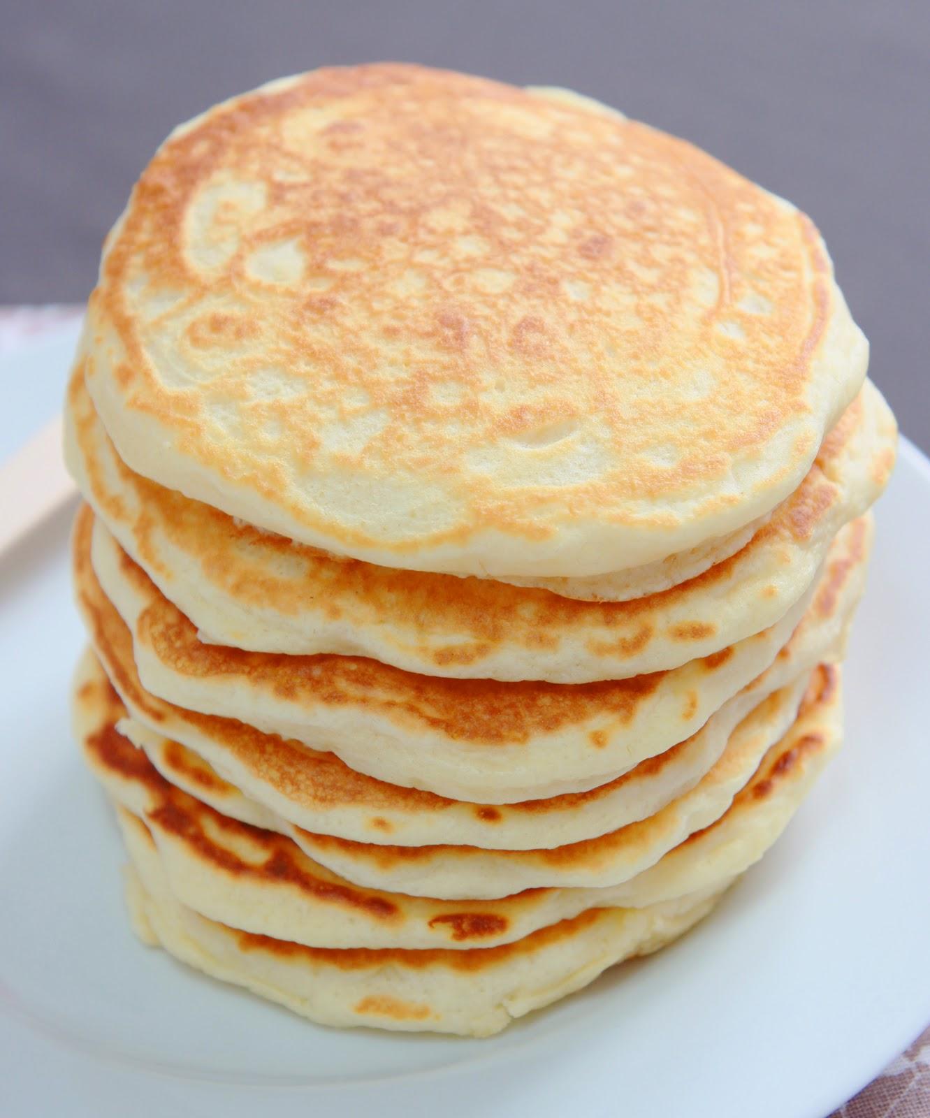 Recette Pan Cakes Sans Sucre