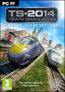 Train Simulator 2014 Steam Edition Cracked-3DM