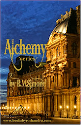 Interview:::Alchemy, The Gold Ring by R.M.Simone'  BLOG INTERVIEW