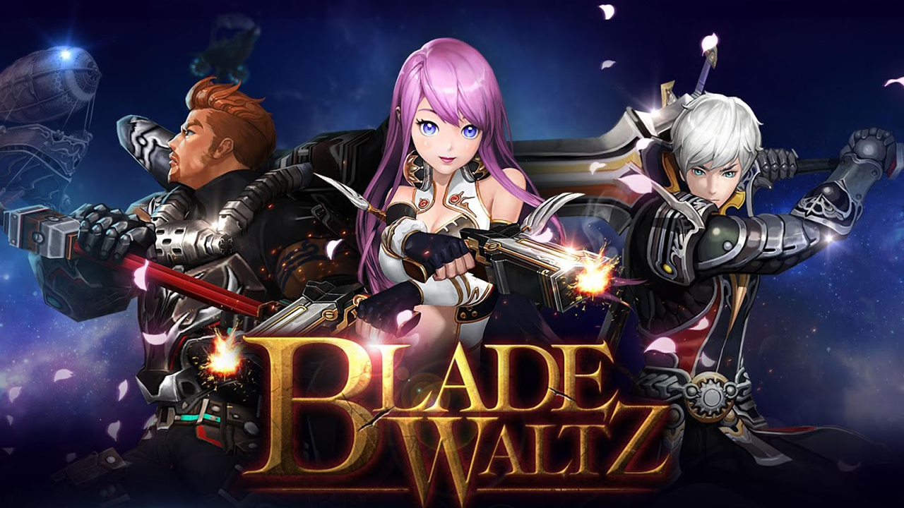 Blade Waltz Gameplay IOS / Android