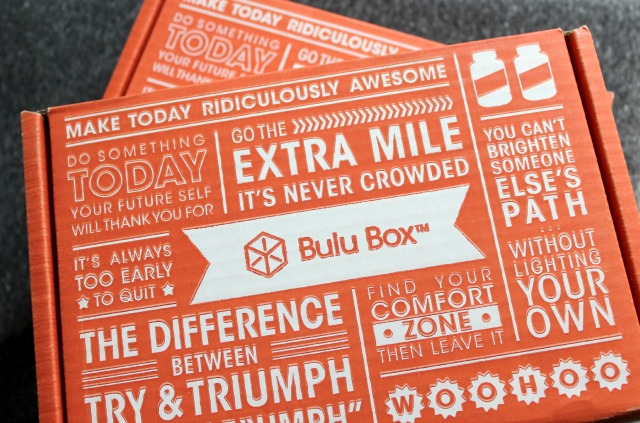 Bulu Box March 2014