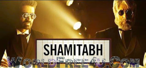 Poster Of Hindi Movie Shamitabh (2015) Free Download Full New Hindi Movie Watch Online