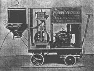 Sejarah Penemuan Mesin Penyedot Debu