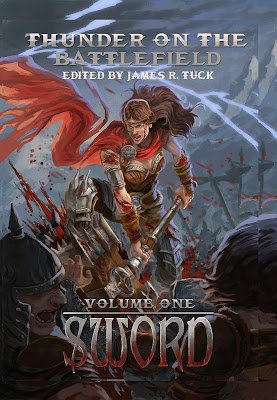 sword, James R. Tuck, anthology,