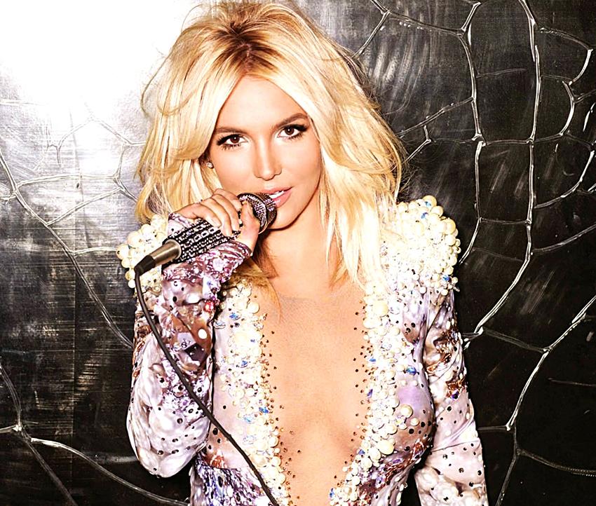 Lançamento: Perfume Rocker Femme Fantasy - Britney Spears