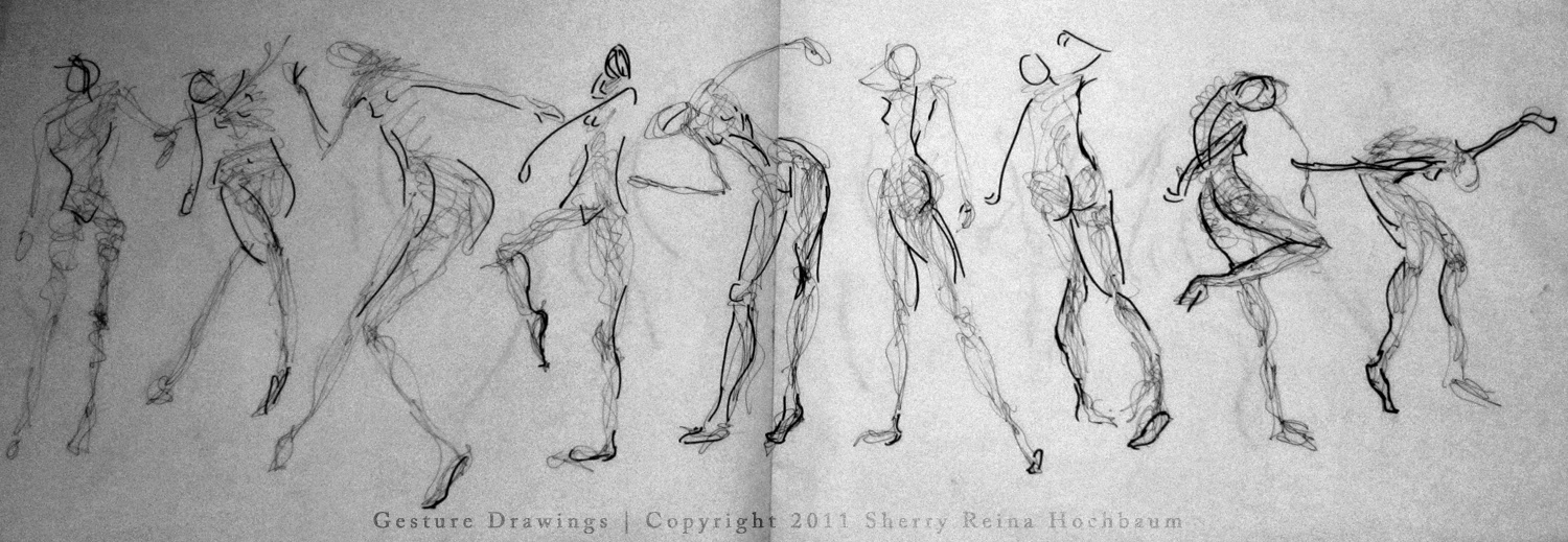 Line Drawing Figure : Leaving cert art college of commerce life drawing resourses
